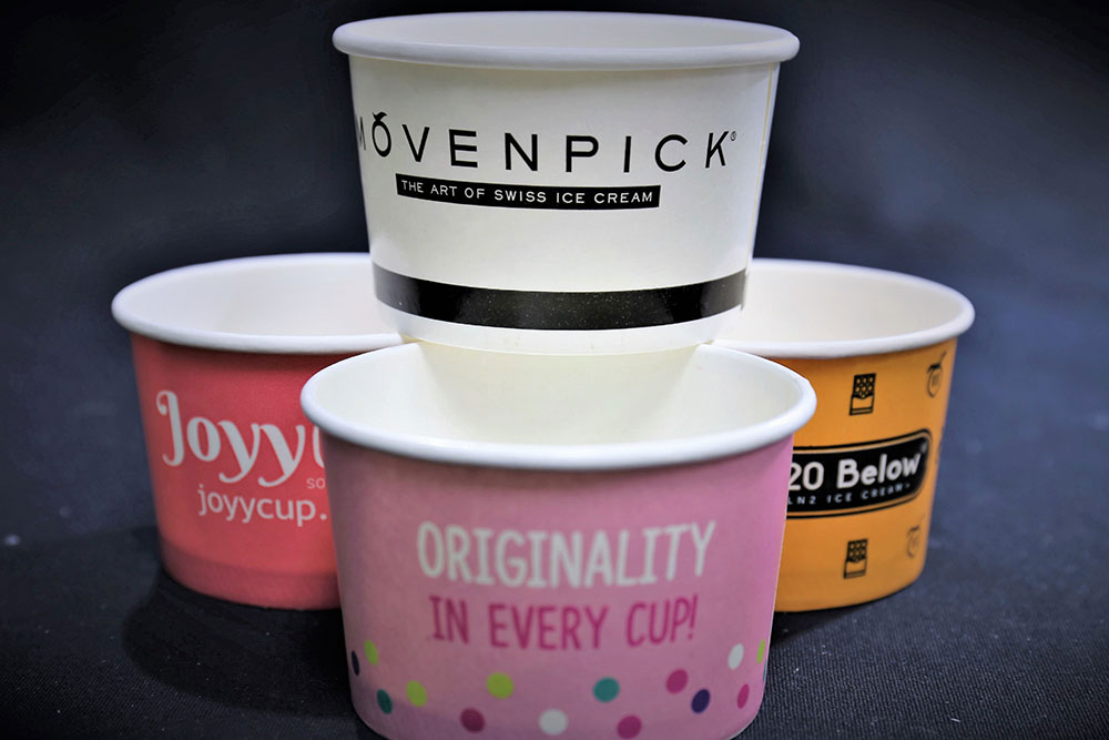 Paper Ice-Cream Cup