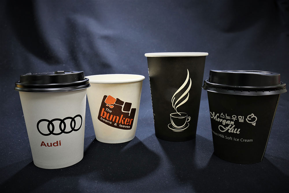 Paper Single Wall Hot Cup