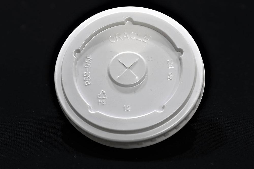 Cup Flat Lid